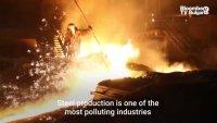 Да направиш стомана без изкопаеми горива