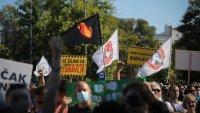 Пандемията съживи крайно левите и крайно десните организации на Балканите