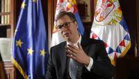 Вучич ще се опита да потуши протестите в Сърбия преди преговорите с Косово