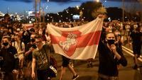 Беларус след изборите: безредици и водни оръдия срещу протестиращи, не вярват на резултатите