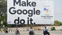 Google ще инвестира 10 млрд. долара в цифровизацията на Индия