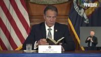 Куомо към Тръмп: В Ню Йорк четем Библията