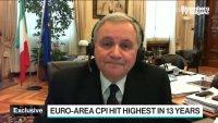 ЕЦБ: Целта е да постигнем и задържим 2% инфлация