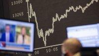 Европейските акции бележат спад и спират тридневния си ръст