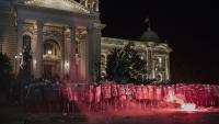 Пореден ден на протести в Сърбия и ескалация на напрежението
