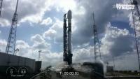 SpaceX изведе ново поколение GPS спътници
