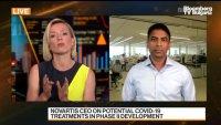 Novartis разработва антивирусен препарат за подкожно прилагане