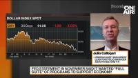 Американският долар ще отслабне през 2021: JPMorgan