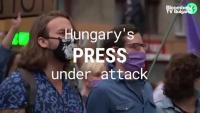 Медиите в Унгария на прицел