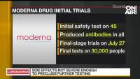 Ваксина на Moderna произведе антитела при всички тествани пациенти