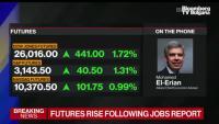 Ел Ериан: Рано е да обявим победа след доклада за заетостта