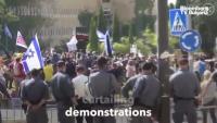 В Израел протестират срещу локдауна