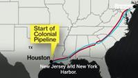 Кибер атака срещу Colonial Pipeline в САЩ