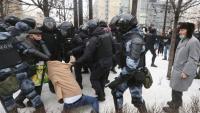 """Путин определи протестите в подкрепа на Навални за """"опасни"""" за Русия"""