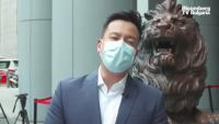 HSBC пак си има лъвове в Хонконг