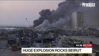 Мощна експлозия разтърси Бейрут