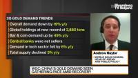 В среда на отрицателни лихви расте инвестиционният интерес към златото