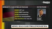 Германия прие пакет от стимули на стойност 130 милиарда евро