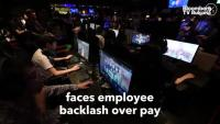 Служителите на Blizzard споделят заплати
