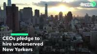 Компании в Ню Йорк ще помагат с обучение и работа на засегнати от пандемията