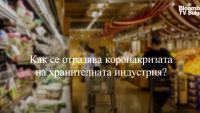 Как се отразява коронакризата на хранителната индустрия?