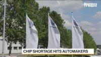 Недостигът на чипове удари автопроизводителите