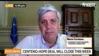 """Европейският фонд за възстановяване е """"крайно необходима"""" сделка: Марио Сентино"""