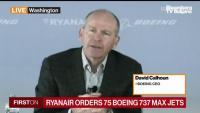 Boeing очаква да стопи инвентара до 2г