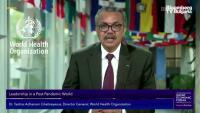 Генералният директор на СЗО за ваксинациите