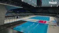 В Токио беше открит новият олимпийски басейн