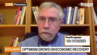 Кругман е оптимист за възстановяването