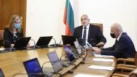 Борисов: Без маска може, където няма струпване на хора