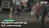 Пандемията и ранното пенсиониране