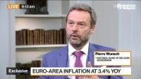 Пиер Унш от ЕЦБ: Пикът в инфлацията е временен
