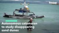Изчезващите дюни на Австралия