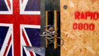 Британските компании изпадат в несъстоятелност с най-бърз темп от 2017 г. насам