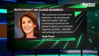 Рут Порат e оптимист за облака