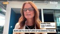 BofA залага на връщането на бизнес пътуванията