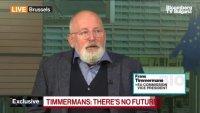 Тимерманс: Няма бъдеще във въглищата