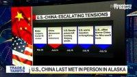 Каква е целта на администрацията на Байдън от срещата с Китай